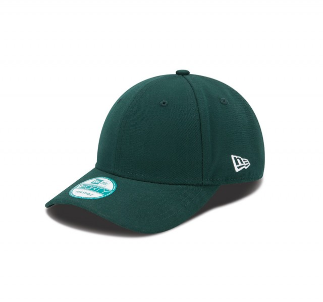 9Forty Dark Green