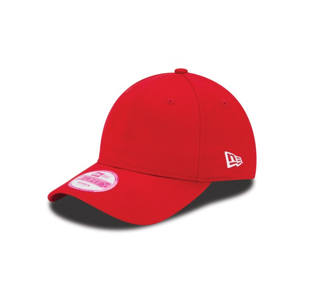 Women's 9Forty Scarlet