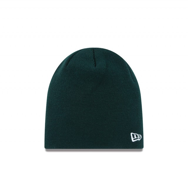 Knit Dark Green
