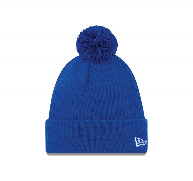 Pom Pom Knit Royal