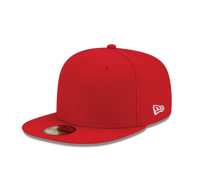 59FIFTY Scarlet